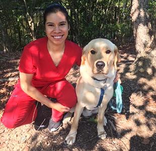 Janet Duarte - Patient Care Coordinator - Meadowmont Animal Hospital