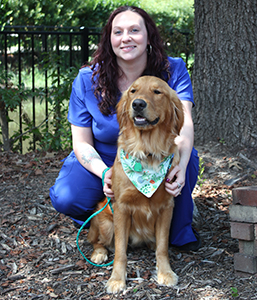 Dr. Jessica Frost, DVM - Meadowmont Animal Hospital
