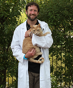 Dr. Max Gordon, DVM - Meadowmont Animal Hospital