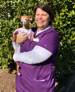 Anne Sutton - Office Manager - Chapel Hill, NC - Meadowmont Animal Hospital